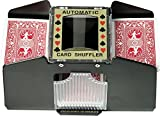 Best Card Shufflers - Fat Cat Poker/Casino Game Table Accessory: Automatic Playing Review