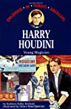 img - for Harry Houdini: Young Magician (Childhood of Famous Americans) book / textbook / text book
