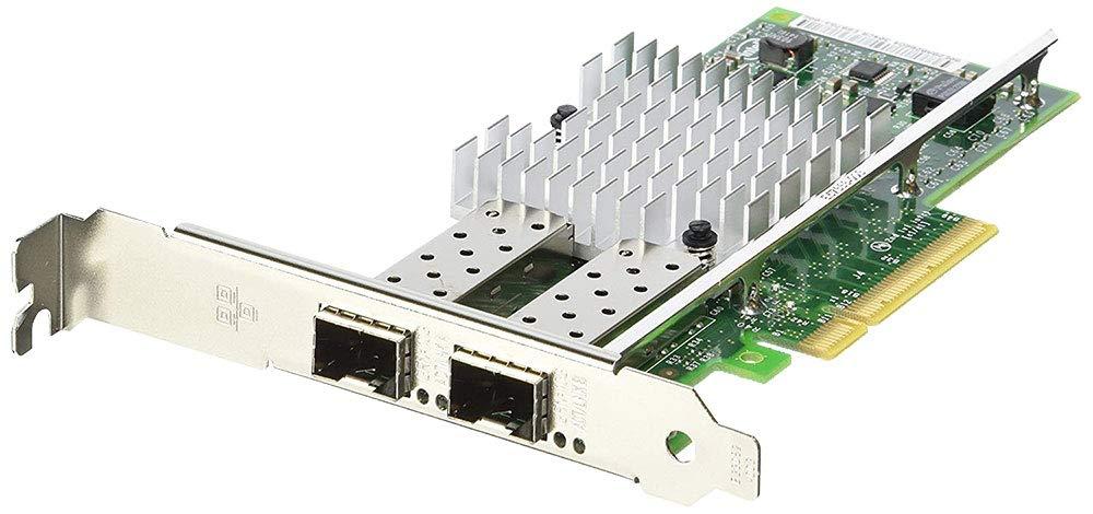 Intel X520-DA2 E10G42BTDA PCI-E Dual Port 10G SFP+ NIC Server Adapter