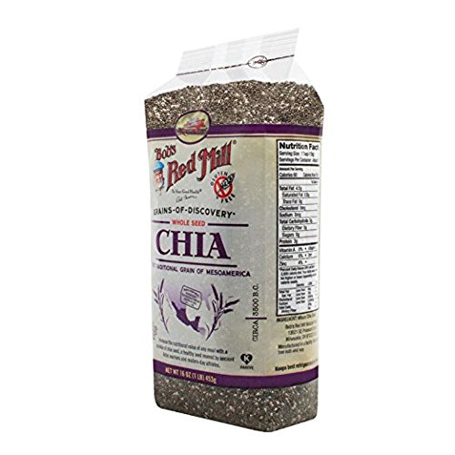 Seed Mill (Bobs Red Mill Chia Seed,16 oz)