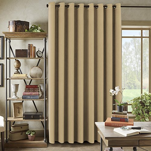 insulated yellow curtains - 9
