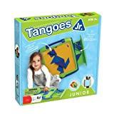Smart Games Tangoes Magnetic Travel Game, Tangoes Jr.