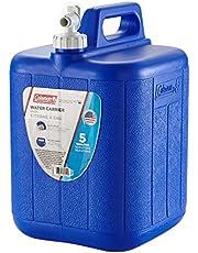 Coleman 5620B718G Water Carrier (5-Gallon, Blue)