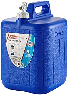product image for Coleman Jug With Water Carrier, 5 Gallons, Blue