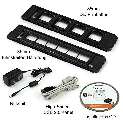OpticFilm 8200i SE Film Scanner