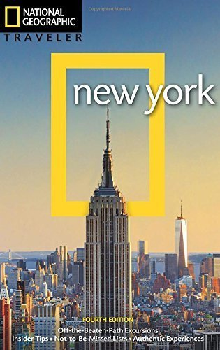 National Geographic Traveler: New York, 4th Edition Paperback – February 3, 2015 - APPROVED