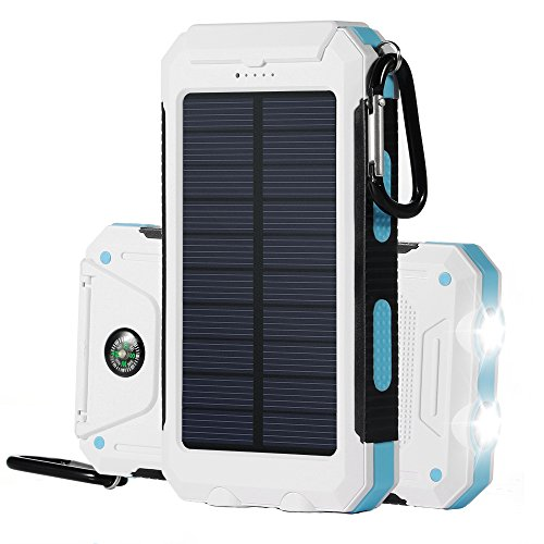 Portable Solar Battery Charger Camping - 6