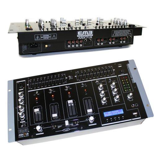 mixer faders - 6