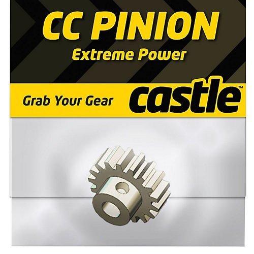 CASTLE CREATIONS CC PINION GEAR 13T 13-T MOD-1 1/8 -
