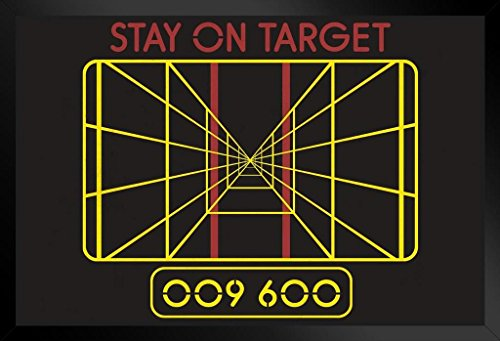 cc6ee229c1ca Amazon.com: Stay On Target Targeting Computer Poster 12x18 inch: Posters &  Prints