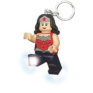 Lego DC Super Heroes – Llavero Linterna Wonder Woman