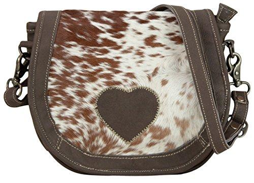 DOMELO TRACHT Taschen - Bolso cruzados para mujer marrón marrón