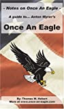 img - for Once An Eagle: Notes on Once An Eagle book / textbook / text book