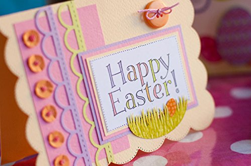 Bunny4Easter and Sentiments Easter Stamps for Card-Making and Scrapbooking by The Stamps of Life