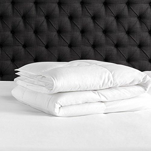 Beckham Hotel Collection 1800 Series Duvet Insert - All Season - Luxury Goose Down Alternative Comforter - Hypoallergenic - (Four Seasons Duvet Cover)