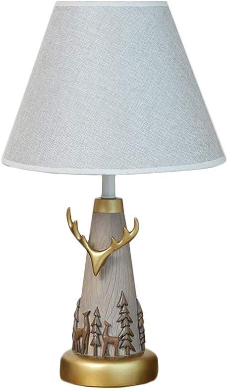 MFWallMirror Table lamp Simple Modern Art Desk Lamp Bedroom