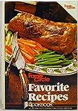 Family Circle Favorite Recipes Cookbook, Ralph Genovese, 0918668034
