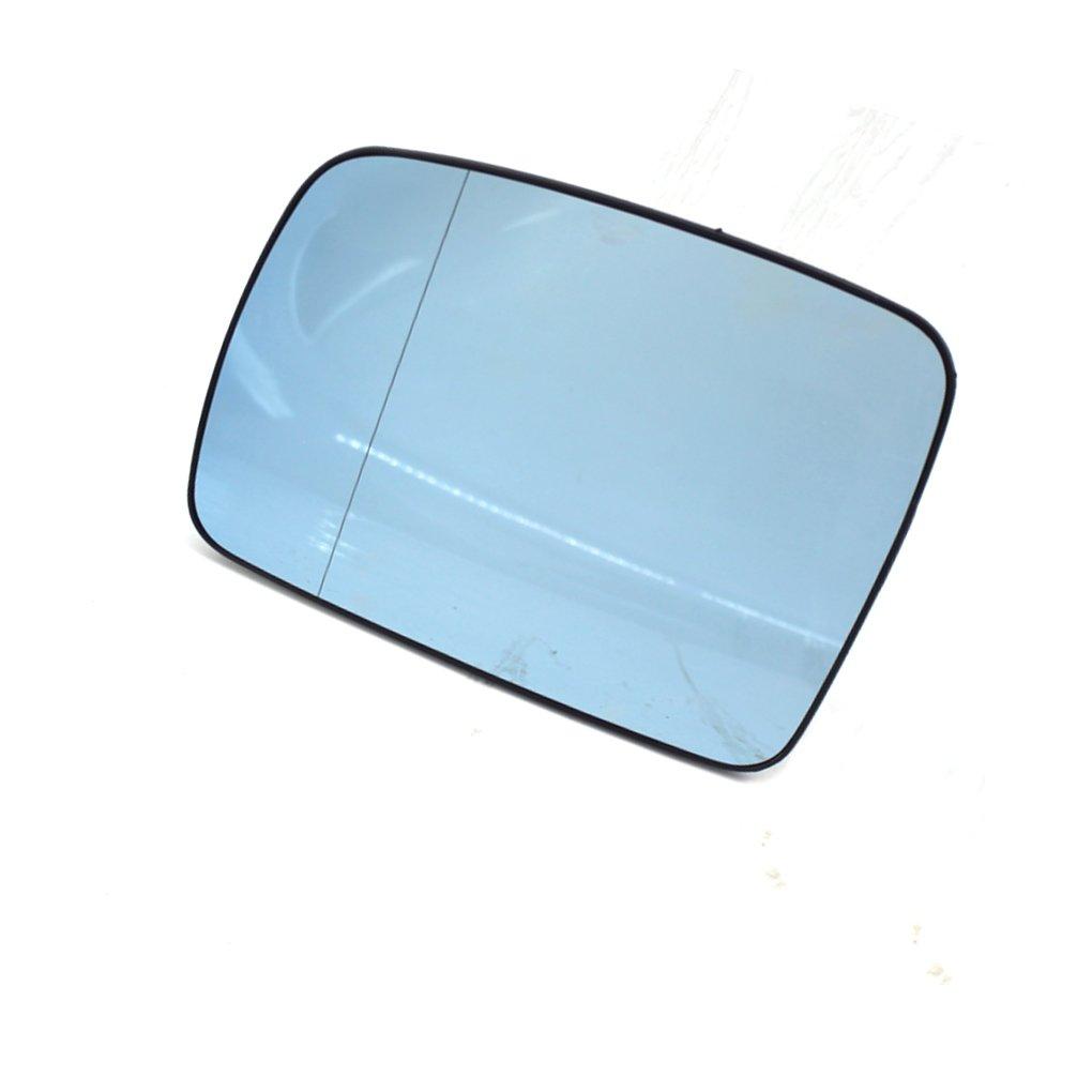 Lato Sinistro Specchio Riscaldamento retrovisore Specchio di Vetro per la Land Rover Discovery 3 Freelander 2 Sport 2004-2009 LR017070 fgyhty