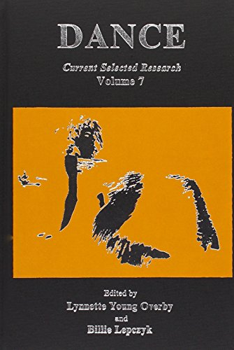 Dance: Current Selected Research, Vol. 7