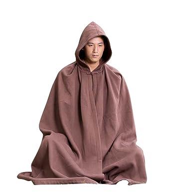 KATUO Meditación Budista Monje Disfraz de Plus tamaño Monje ...