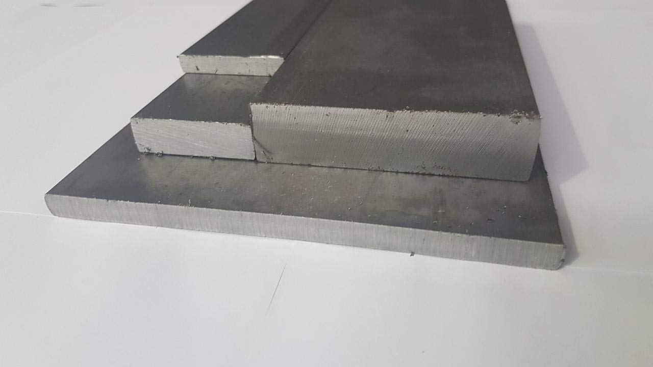 S235JR EN 10058 50x 4mm - 2000mm 500-2000mm L/änge Flachstahl-Flachprofil 50-80mm breiten