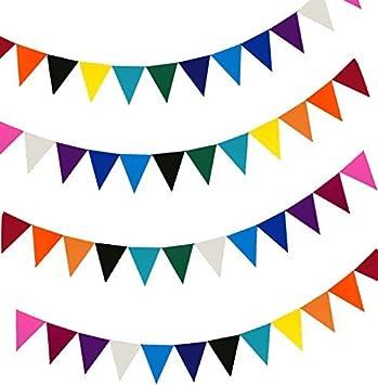 Fiesta Multicoloured Bunting 10 Meters