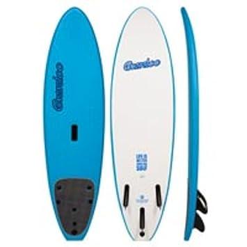 Gnaraloo Unisex suave tabla de surf, azul