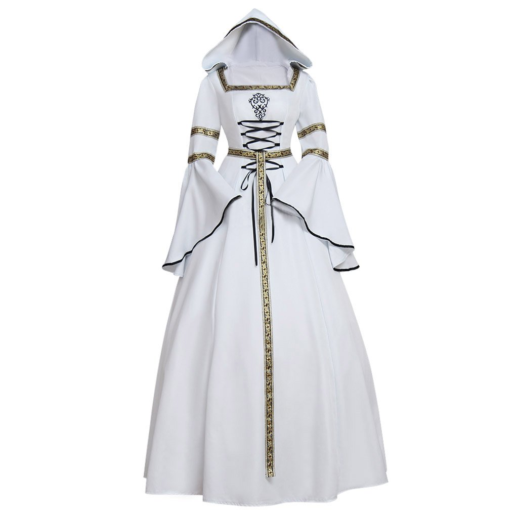 Renaissance Wedding Dress.Cosplaydiy Women S Medieval Victorian Renaissance Wedding Dress Costume