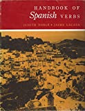 img - for Handbook of Spanish Verbs book / textbook / text book