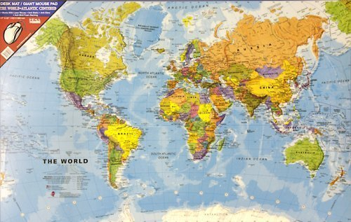 World map desk mat giant mouse pad buy online in uae world map desk mat giant mouse pad buy online in uae electronics products in the uae see prices reviews and free delivery in dubai abu dhabi gumiabroncs Image collections