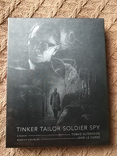 Tinker Tailor Soldier Spy Blu-ray Steelbook Full Slip