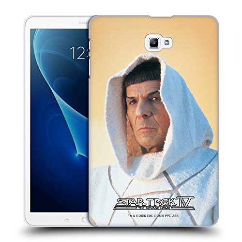 Official Star Trek Vulcan Robe Hood Spock The Voyage Home Tos Hard Back Case For Samsung Galaxy Tab A 10 1  2016
