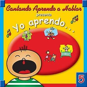 Amazon.com: Las sandalias de Sebastián: Cantando Aprendo a