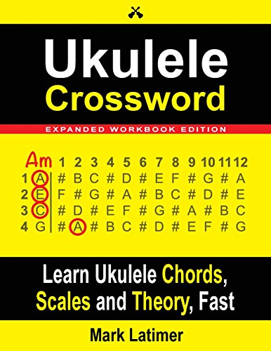 Ukulele Crossword: Memorize New Chords, Scales and Theory, Fast ()