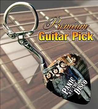 Amazon.com: Pánico en la discoteca Premium Púa De Guitarra ...