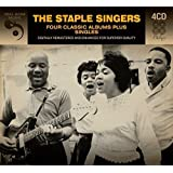 4 Classic Albums and singles - The Staple Singers