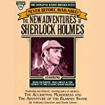 The Adventure of the Blarney Stone and The Accidental Murderess: The New Adventures of Sherlock Holmes, Episode #24 | Anthony Boucher,Denis Green