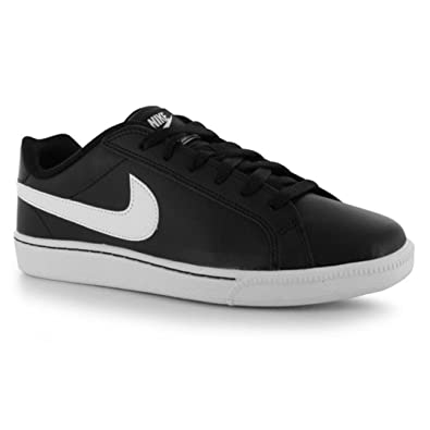 Mens Nike Court Majestic Black/White Leisure Trainers Size 12