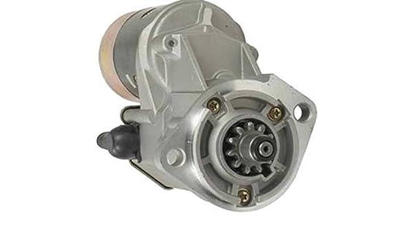 Nuevo 24 V 11T Motor de arranque para Toyota Lift Truck 4 FD-25 5 FD-20 5 FD-23 028000 - 5860: Amazon.es: Coche y moto
