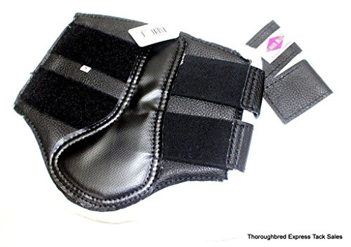 - Pelham-Ascot Dressage Boots Black Small Horse Tack Equine