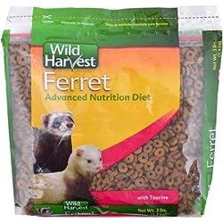 Wild Harvest 3lb Ferret Food, Pack of 2 (6lb Total)