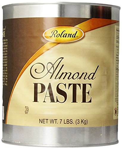 Roland Almond Paste 7 Lb (2 Pack) by Roland