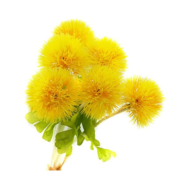 Riverbyland-Artificial-Flowers-Dandelion-Mothers-Day-Gifts