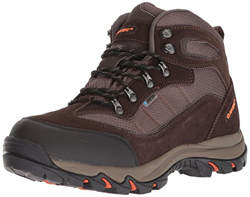Hi-Tec Men's 2018 Skamania Mid Waterproof Hiking Boot – DiZiSports Store