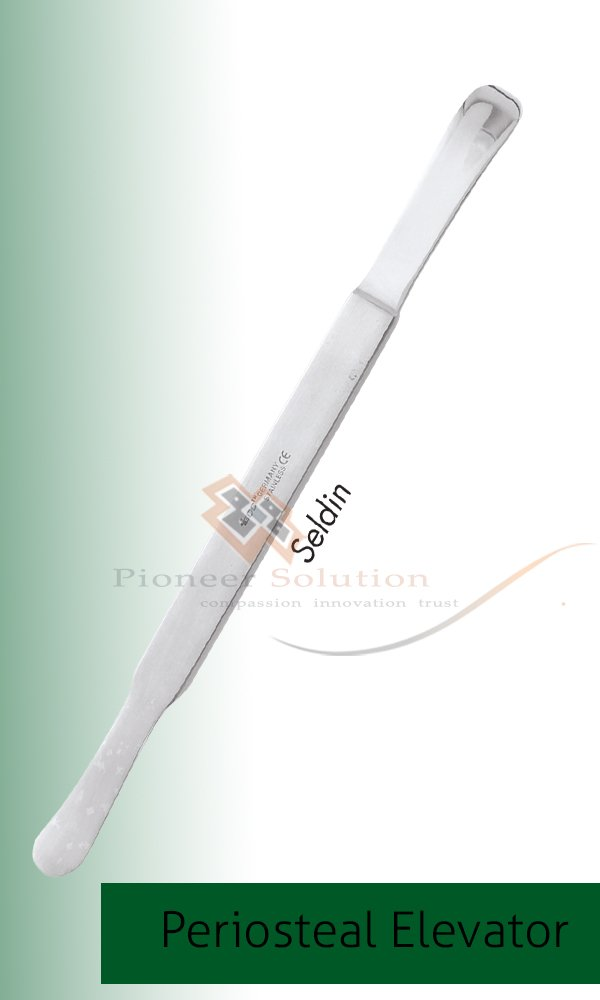 Dental Instrument Periosteal Elevator Seldin P23 By PS Exports