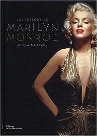 Les trésors de Marilyn Monroe par Jenna Glatzer