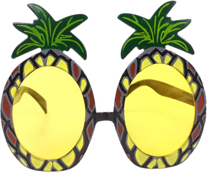 Amosfun Hawaii Rock Set Tropical Hula Gras Tanzrock BH Blume Armb/änder Sonnenbrille Stirnband Halskette Gr/ün