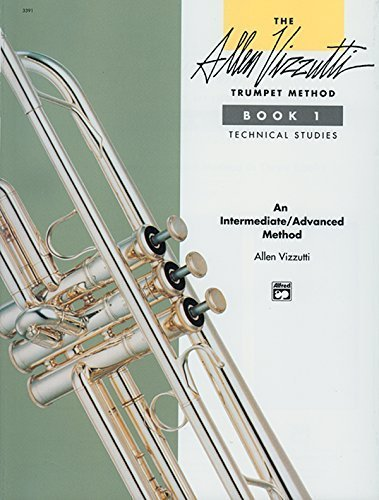 - The Allen Vizzutti Trumpet Method, Book 1 (Technical Studies) by Vizzutti, Allen (1991) Paperback