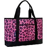 Leopard Tote-All Bag