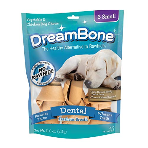 Dreambone Dbd-00264 144 Count Dental Bone For Dogs, -